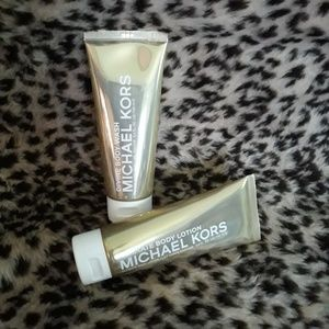 Michael Kors Body Wash & Body Lotion Sexy Amber
